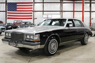 Used 1985 Cadillac Seville