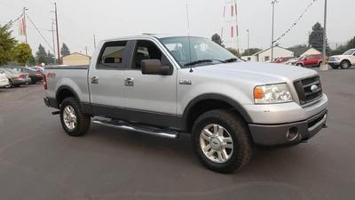 Used 2006 Ford F-150 FX4 SuperCrew