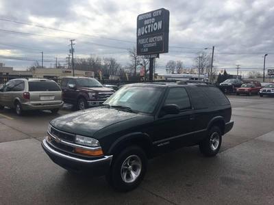 Used 2001 Chevrolet Blazer LS