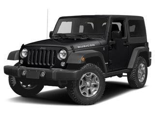 New 2017 Jeep Wrangler Rubicon
