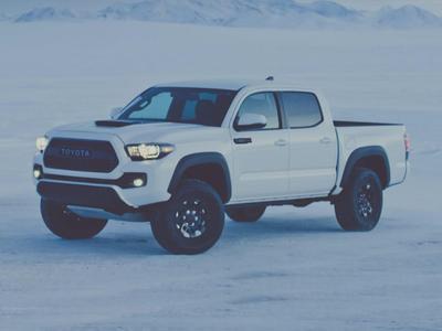 New 2017 Toyota Tacoma TRD Pro