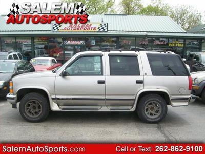 1998 Chevrolet Tahoe LT