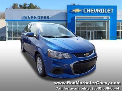 New 2017 Chevrolet Sonic LT