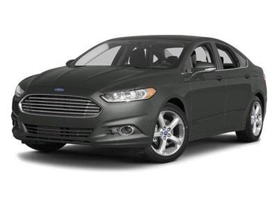 Used 2013 Ford Fusion S