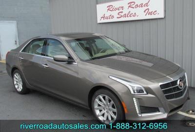 Used 2014 Cadillac CTS 2.0L Turbo Luxury