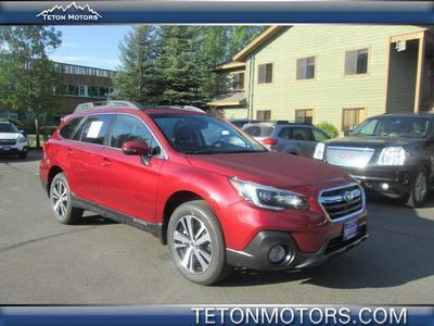 New 2018 Subaru Outback 2.5i Limited