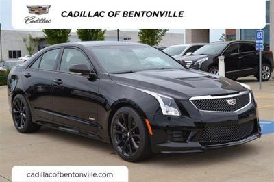 2017 Cadillac ATS-V VSER
