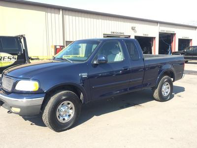 Used 2002 Ford F-150 SuperCab