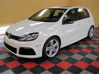 Used 2013 Volkswagen Golf R 4-Door