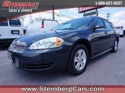 Used 2014 Chevrolet Impala Limited LS