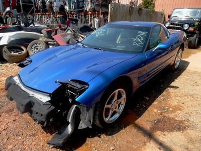 Used 2002 Chevrolet Corvette Base
