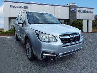 New 2018 Subaru Forester