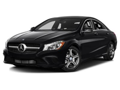 New 2016 Mercedes-Benz CLA250 4MATIC