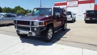 Used 2008 Hummer H3 X
