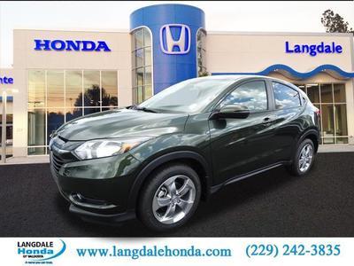 New 2017 Honda HR-V EX