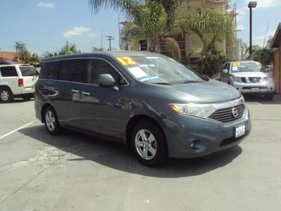 Used 2012 Nissan Quest SL