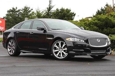 New 2015 Jaguar XJ Base