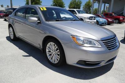 Used 2013 Chrysler 200 LX