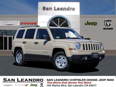 Certified 2017 Jeep Patriot Sport