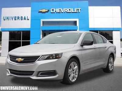 New 2017 Chevrolet Impala 1LS