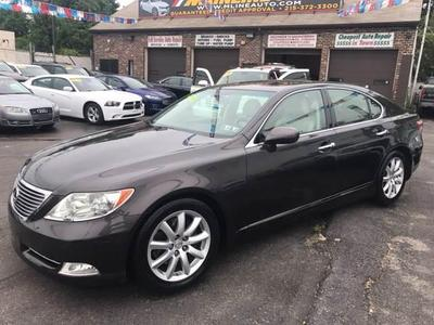 Used 2008 Lexus LS 460 Base