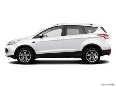 Certified 2014 Ford Escape Titanium