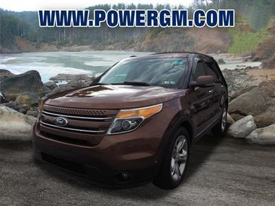 Used 2012 Ford Explorer Limited