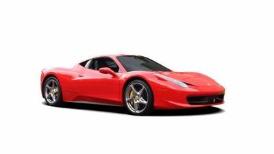 Certified 2011 Ferrari 458 Italia Base