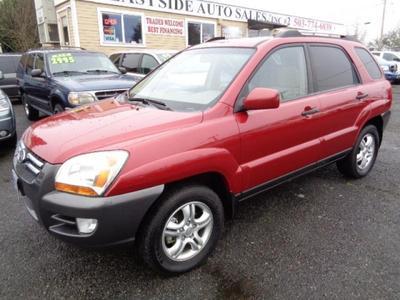 Used 2006 Kia Sportage EX
