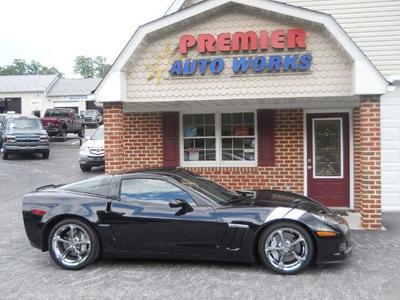 Used 2013 Chevrolet Corvette Grand Sport