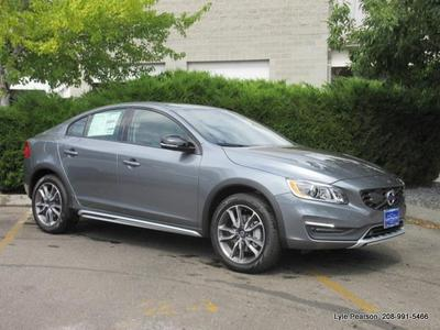 New 2017 Volvo S60 Cross Country T5 AWD