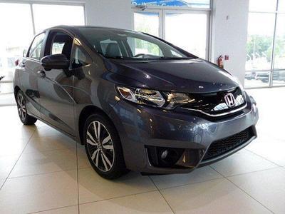 New 2017 Honda Fit EX-L