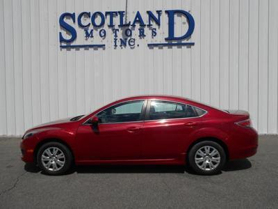 Used 2012 Mazda Mazda6 i Sport