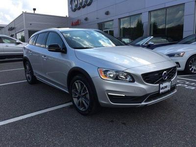 Used 2017 Volvo V60 Cross Country 4DR WGN T5 AWD