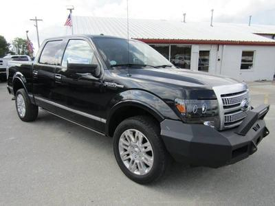 Used 2012 Ford F-150 Platinum