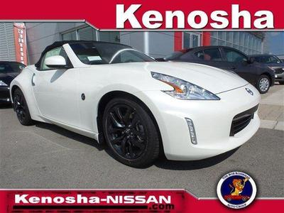 New 2017 Nissan 370Z Touring