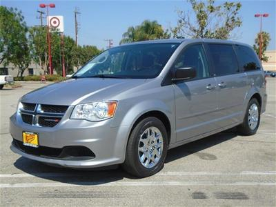 Used 2014 Dodge Grand Caravan AVP/SE