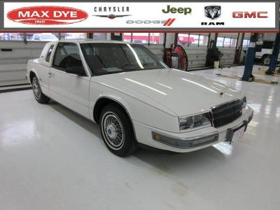 Used 1987 Buick Riviera Base