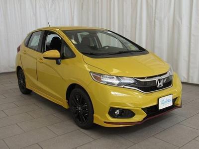 New 2018 Honda Fit Sport
