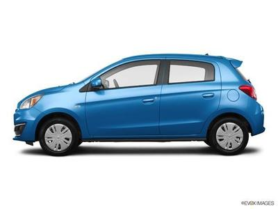 New 2017 Mitsubishi Mirage ES