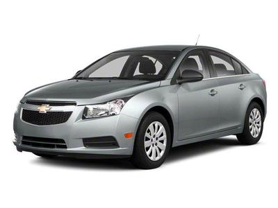 Used 2013 Chevrolet Cruze LS