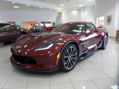 Used 2017 Chevrolet Corvette Grand Sport