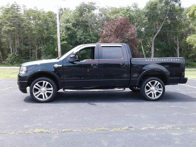 Used 2007 Ford F-150 Harley-Davidson Edition SuperCrew