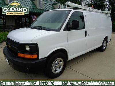 Used 2007 Chevrolet Express 1500 Cargo