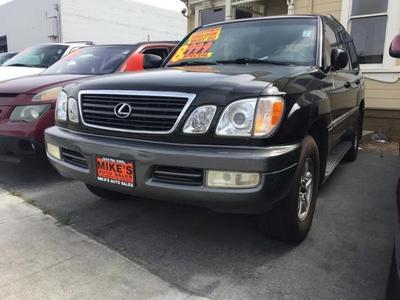 Used 1999 Lexus LX 470