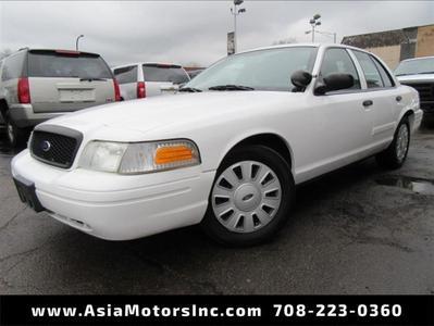 Used 2011 Ford Crown Victoria Police Interceptor