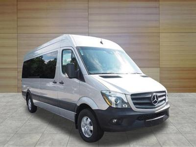 2016 Mercedes-Benz Sprinter 2500 High Roof