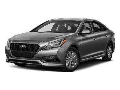 New 2017 Hyundai Sonata Hybrid SE