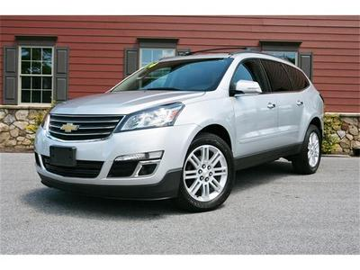 Used 2014 Chevrolet Traverse 1LT