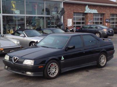Used 1995 Alfa Romeo 164 Quadrifoglio